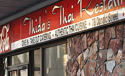 Post image for Thida's Thai Review