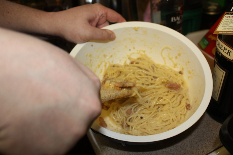 Post image for True Carbonara