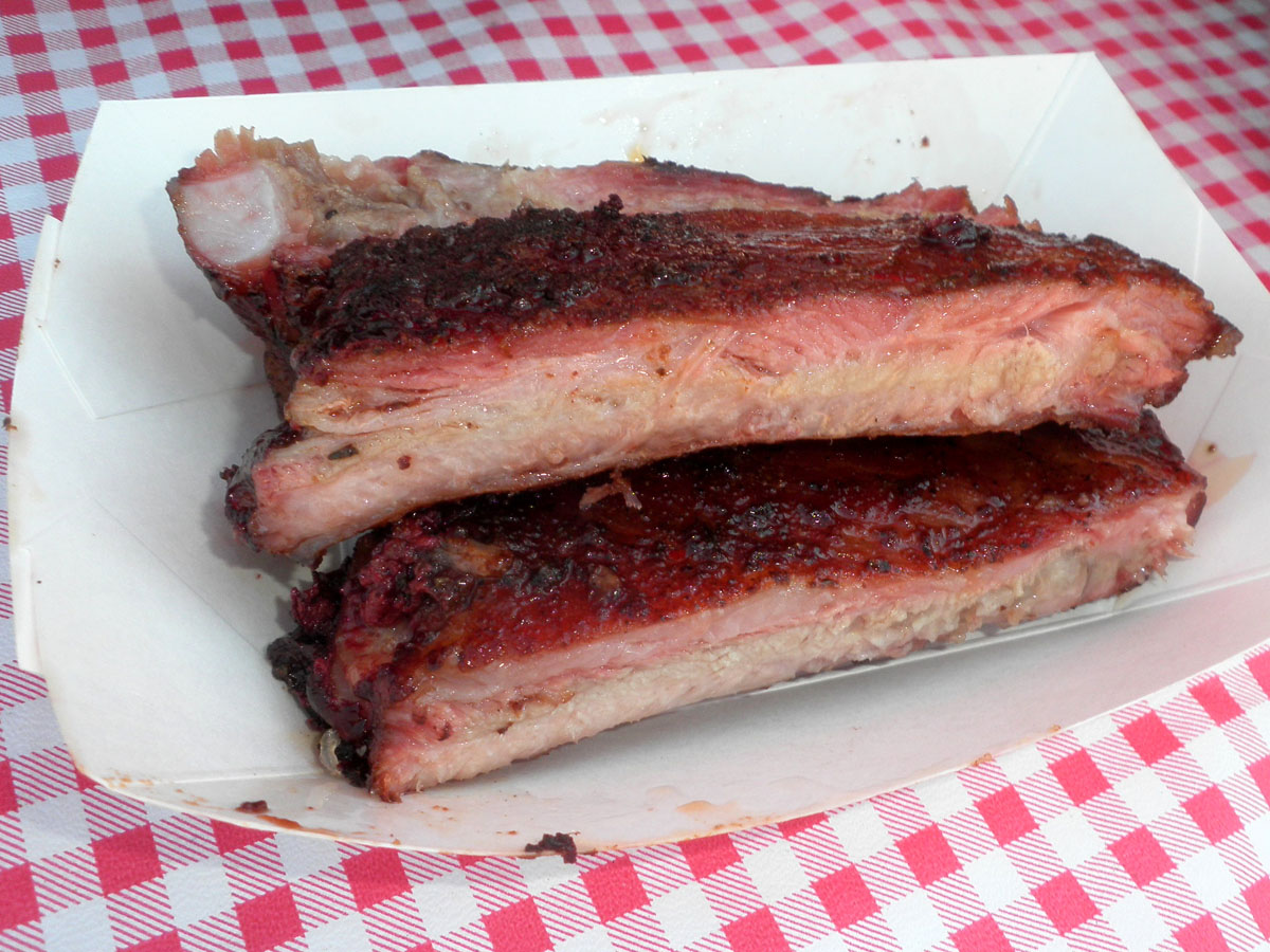 Post image for The Smoking Section: Ribs