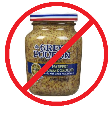 Post image for Don't Buy Mustard